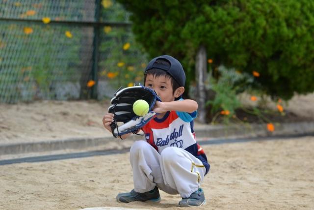 【低学年の練習に最適】置きティーゲームで楽しく野球のルールを覚える
